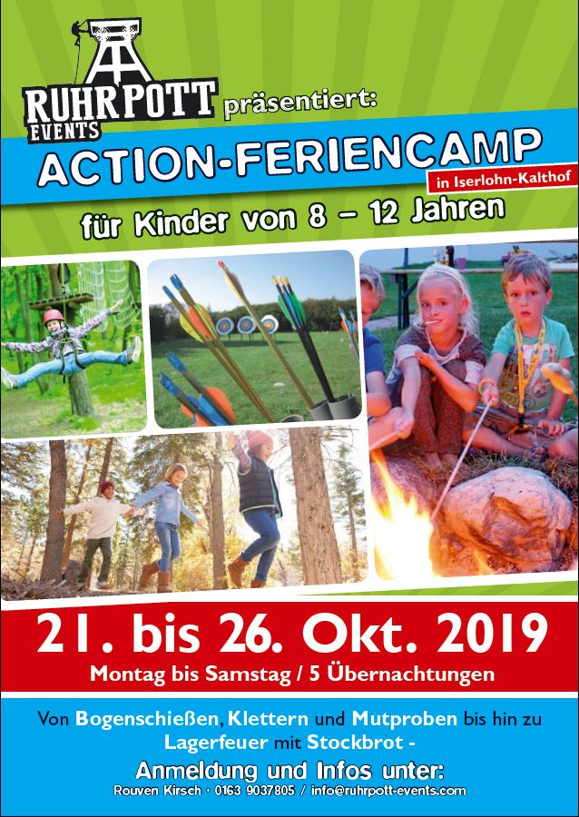 actionfreizeit2019 Plakat